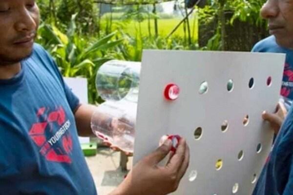 Idee geniali | Il condizionatore che funziona senza elettricità