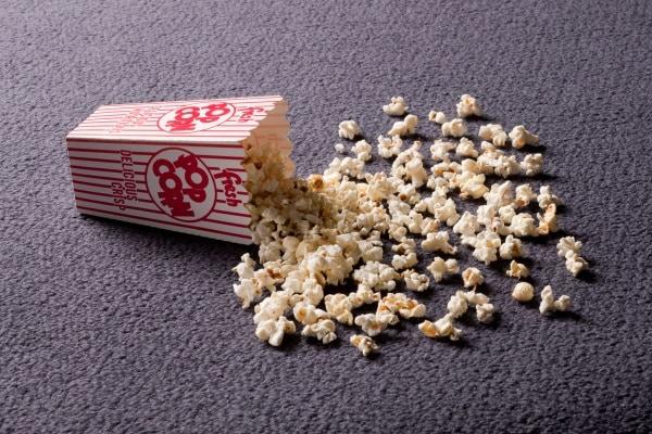 Il cibo che tocca terra si contamina subito: abolita la regola dei cinque secondi!