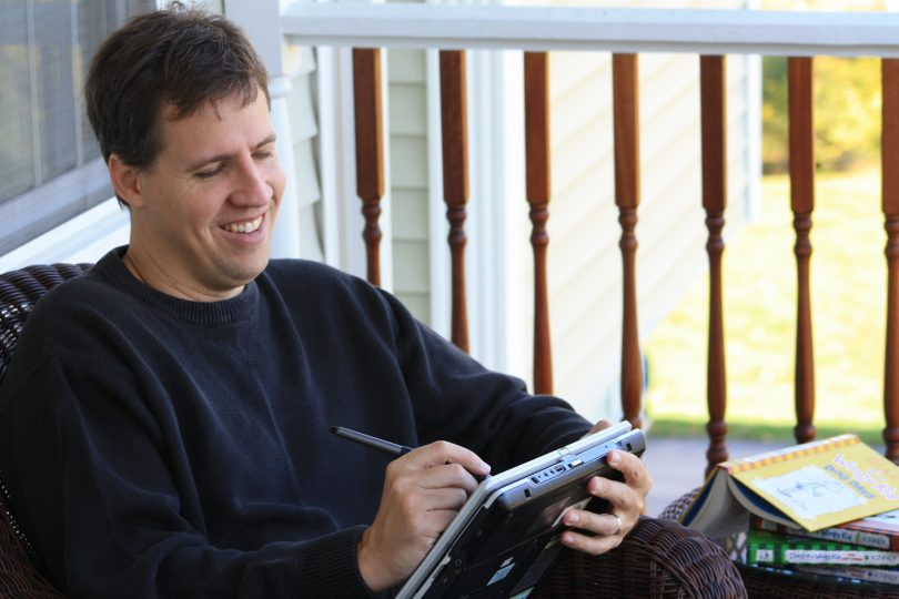 Interview with Jeff Kinney