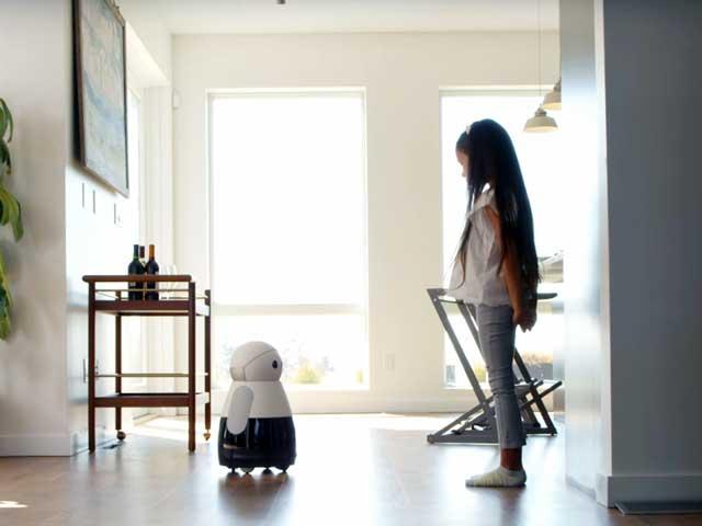 Kuri, il robot-tamagotchi. Ma molto più intelligente!