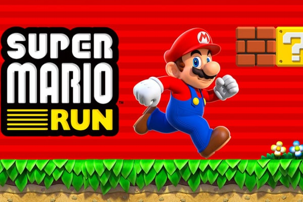 Un mito dei videogame irrompe sugli smartphone: ecco l'App di Super Mario