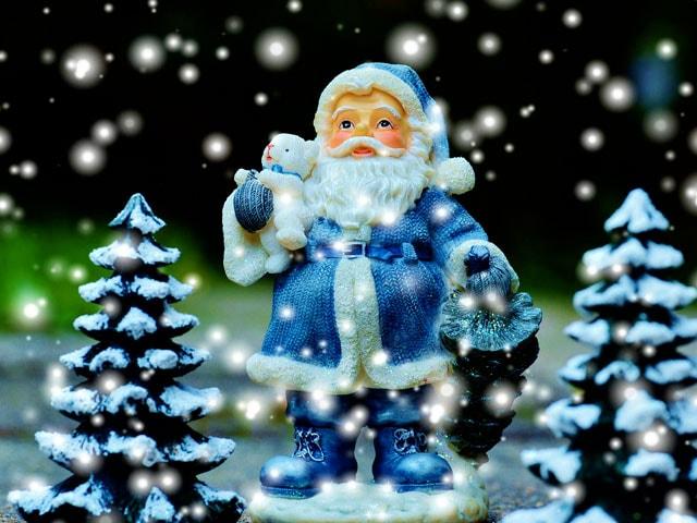 Lavoretti Di Natale Con Babbo Natale.I Vostri Racconti Di Natale Una Notte Con Babbo Natale Focus Junior