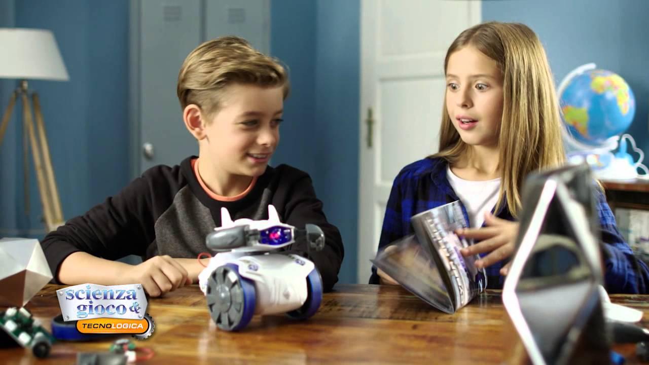 Il futuro passa dal gioco | Imparare a programmare con piccoli robot