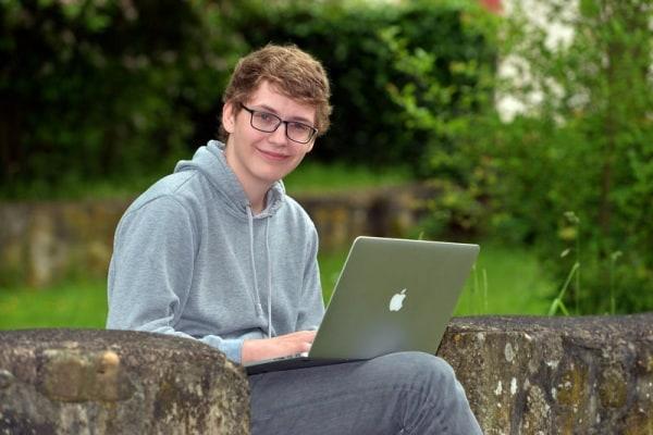 Alexander Rath, il genietto che è andato all'università a 13 anni!