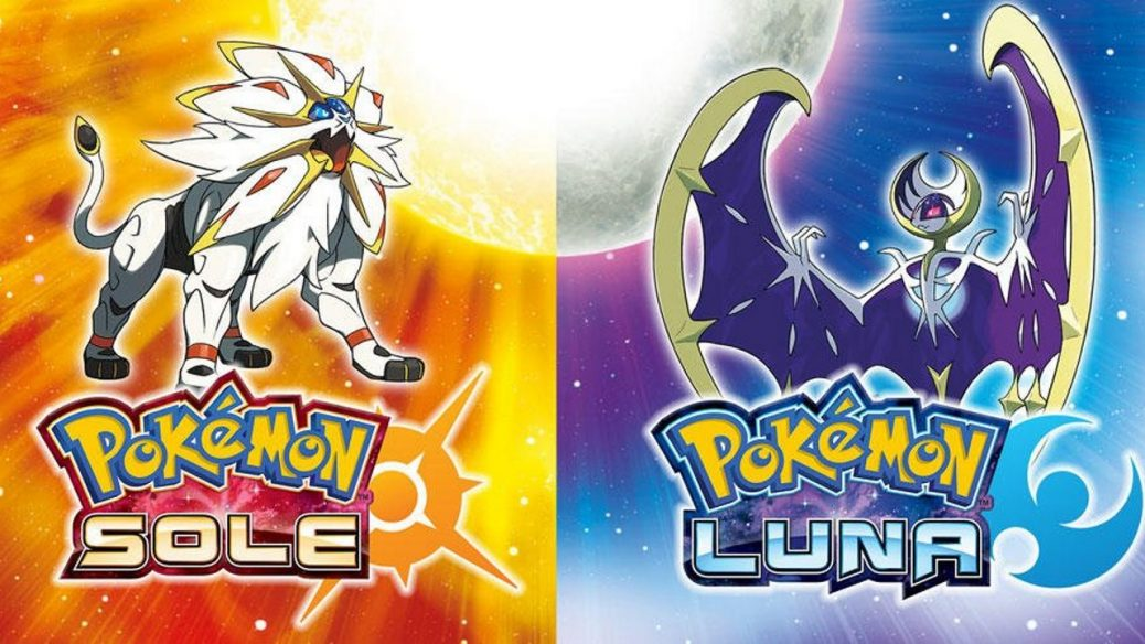 Junior reporter: Videogioco Pokemon Sole e Luna