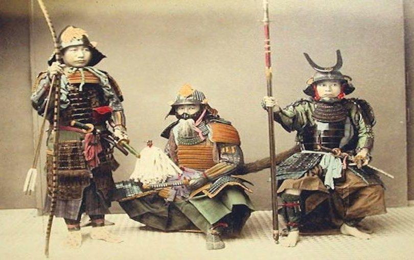 Chi erano i Samurai?