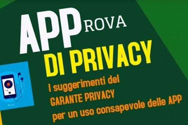 Privacy e app | Ecco come tenere al sicuro i propri dati personali