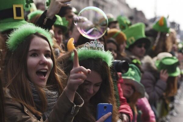 Che cos'è la festa di San Patrizio?