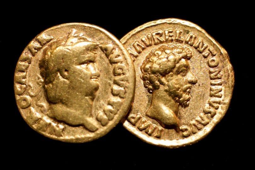 Antiche monete Romane rinvenute in Giappone?