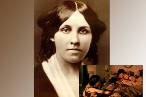 "Louisa May Alcott e le sue ""Piccole donne"""