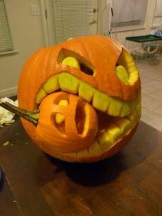 Zucca Di Halloween Paurose.17 Zucche Di Halloween Davvero Spettrali Focus Junior