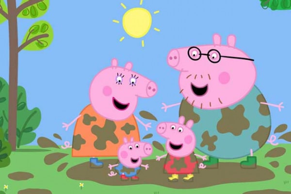 Al cinema | Peppa Pig in giro per il mondo