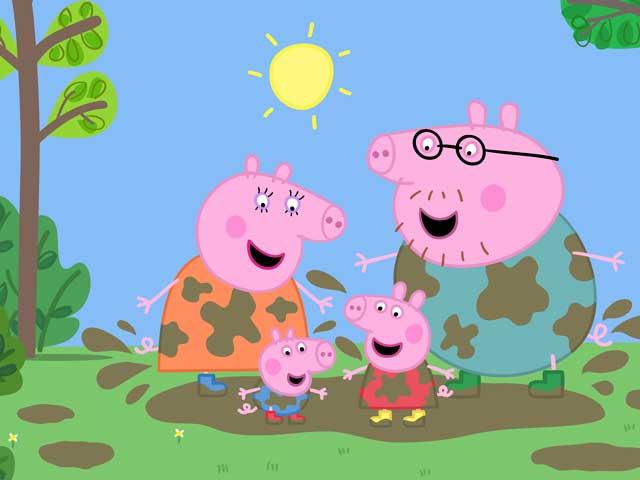 Al cinema | Peppa Pig in giro per il mondo