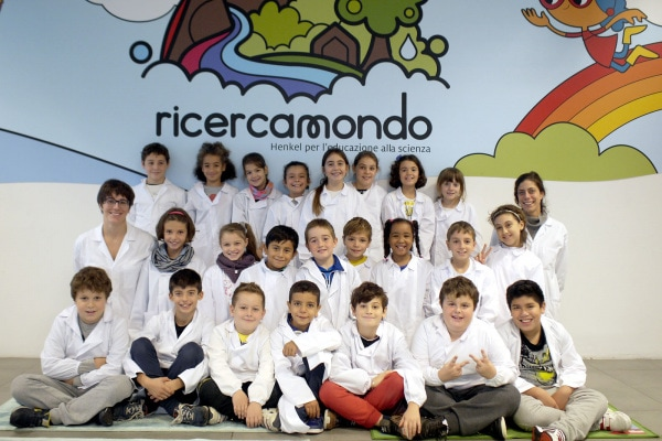HENKEL RICERCAMONDO | L'AVVENTURA CONTINUA