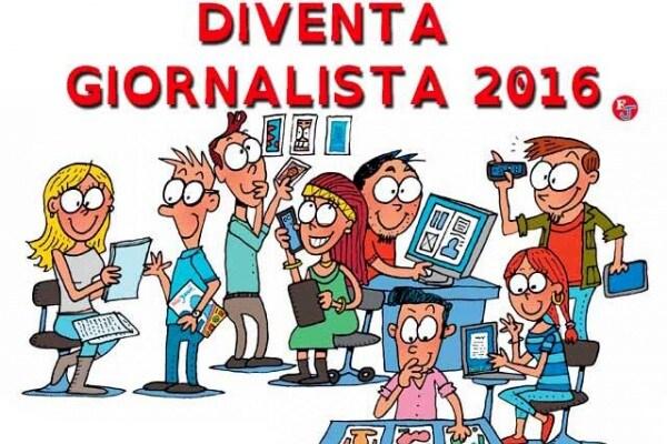 DIVENTA GIORNALISTA 2016! | NUOVA EDIZIONE