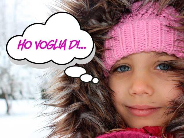 Sondaggio | Qual è la cosa che ti piace fare di più in inverno?