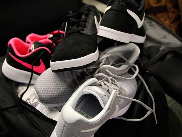 Sondaggio   Che numero di scarpe porti?