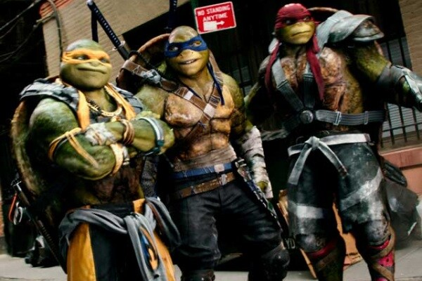 Cinema | Tartarughe Ninja 2: Fuori dall'ombra
