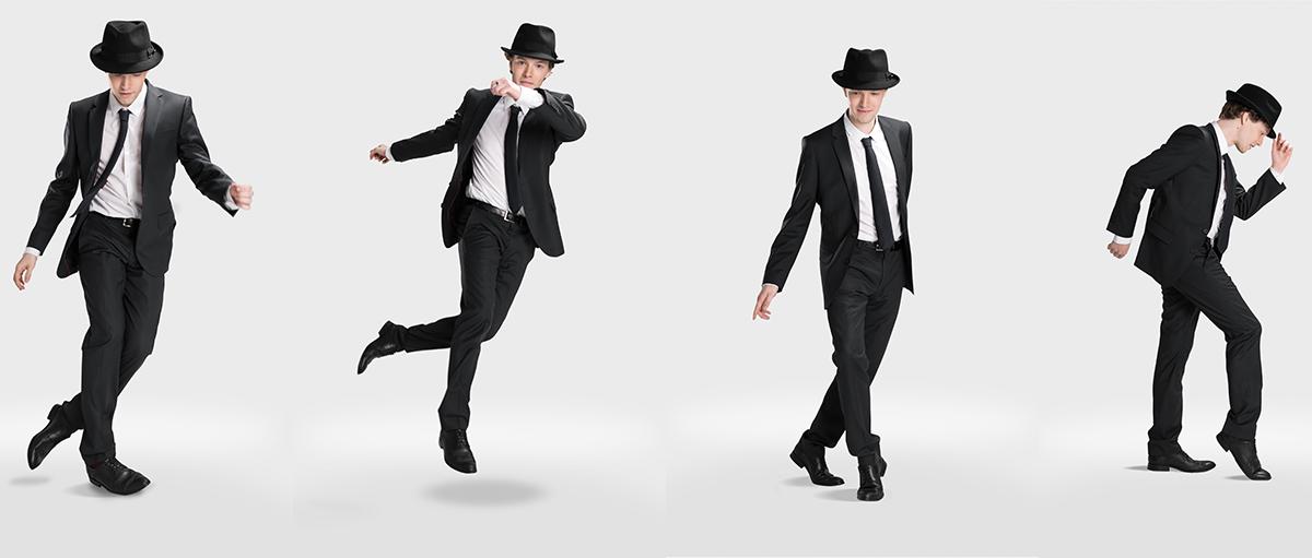 I passi del ballo dello spot Tim