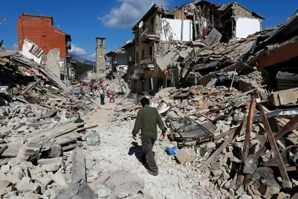 Terremoto nel cuore d'Italia: ecco cosa è successo