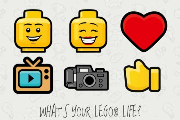 Lego lancia il social network per i bambini
