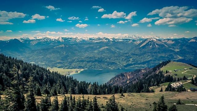 Geografia: le caratteristiche di montagna, collina e pianura