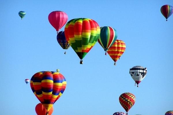 Hot Air Baloon Festival: il festival delle mongolfiere!