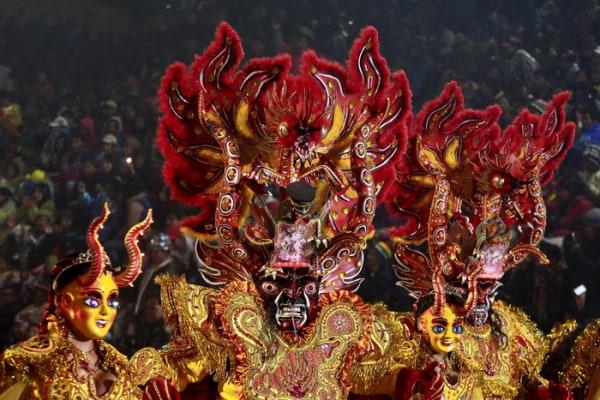 """Junior Reporter: Il Carnevale """"indiavolato"""" di Oruro"""