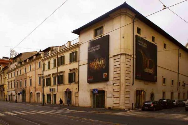 Roma | Museo Nazionale Romano Crypta Balbi