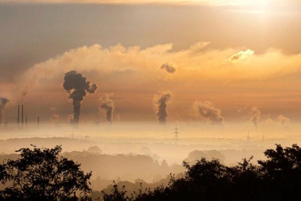 Inquinamento: record di CO2 nell'atmosfera