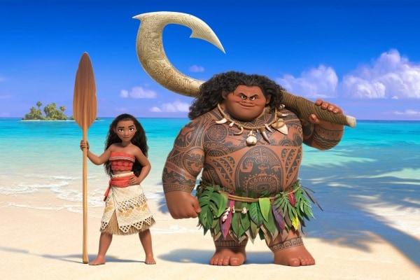 Oceania, il trailer ufficiale del nuovo cartoon Disney ambientato nel Pacifico