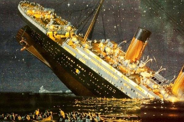Il Titanic è affondato per colpa di un incendio?