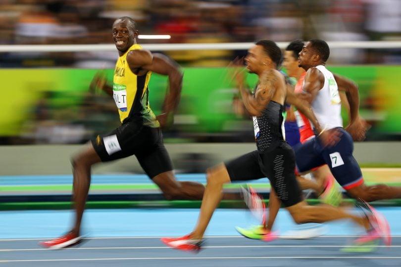 Gli scatti più belli dell'Olimpiade!