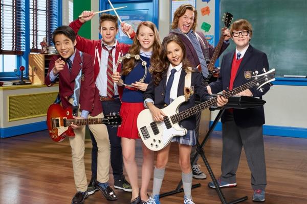 School of Rock, una nuova serie tv su Nickelodeon