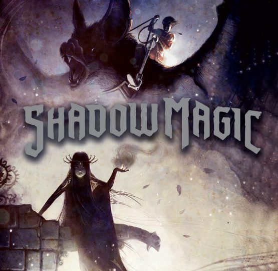 """Shadow Magic"": il primo libro della saga fantasy Joshua Khan"