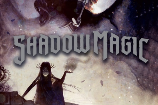 """Shadow Magic"": il primo libro della saga fantasy Joshua Khan"