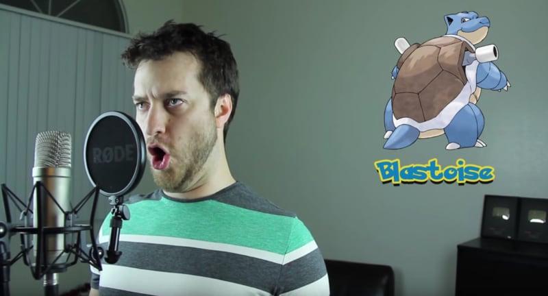 Mode del momento | Tutti i versi dei Pokémon!
