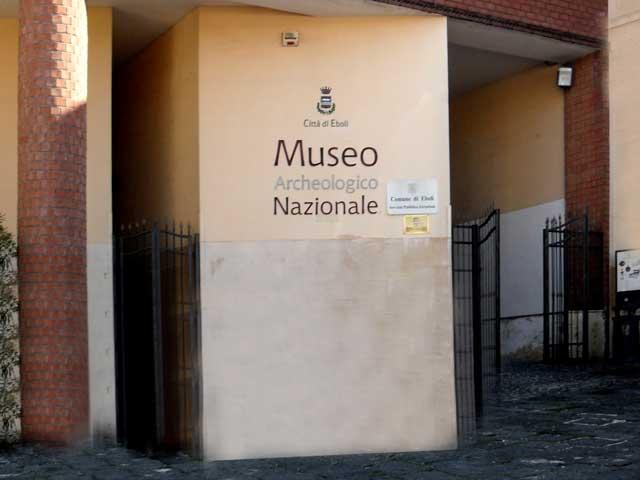 Museo Archeologico nazionale Eboli e della media Valle del Sele