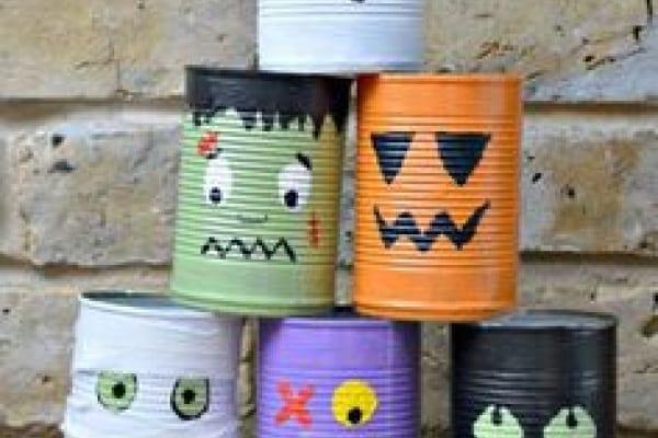 13 lavoretti di Halloween davvero spettrali