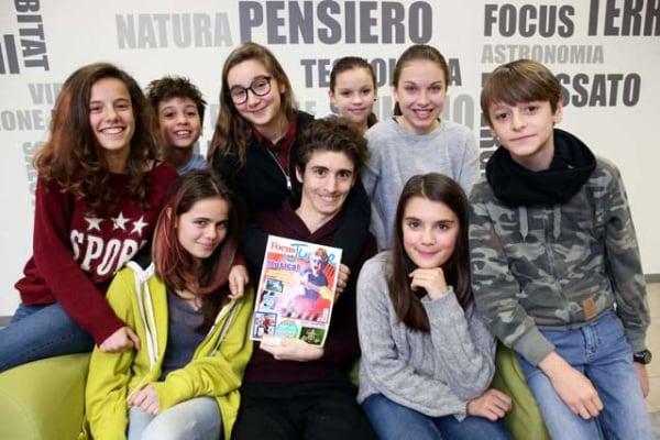 Favij, da ragazzo a primo youtuber in Italia