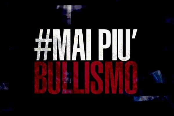 #MaiPiùBullismo | Combattiamo il bullismo. In tv