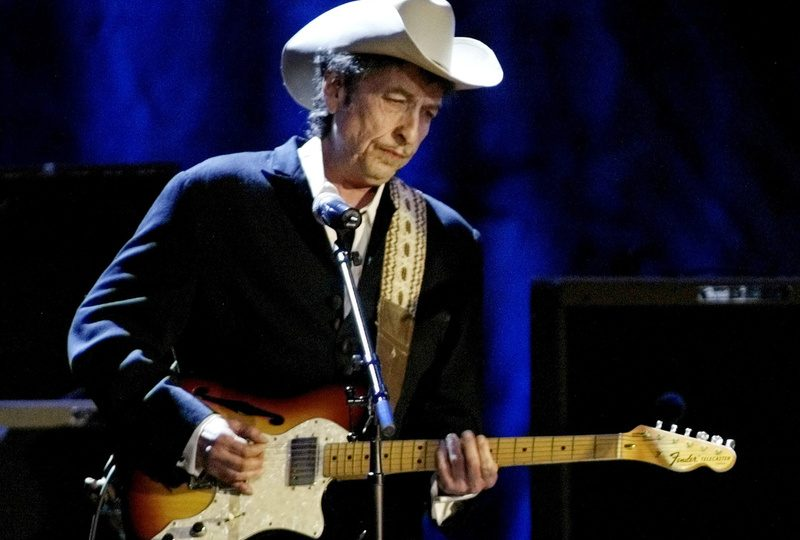 Il grande cantante Bob Dylan è premio Nobel per la Letteratura 2016!