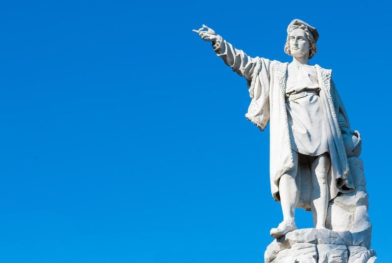 La storia di Cristoforo Colombo, l'uomo che scoprì il Nuovo Mondo