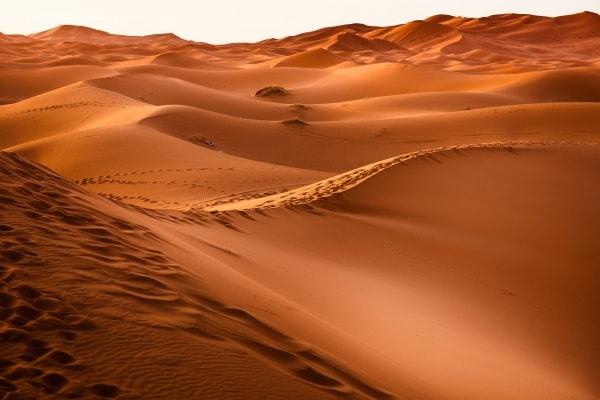 Dove si trovano le dune più alte del mondo? E… dello spazio?