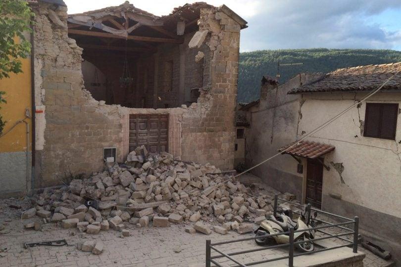 Perché le scosse di terremoto non finiscono?