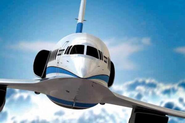 Baby Boom XB1, l'aereo che ti porta in America in 3 ore e mezzo