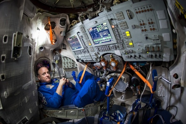 Ecco i film che gli astronauti guardano in orbita!