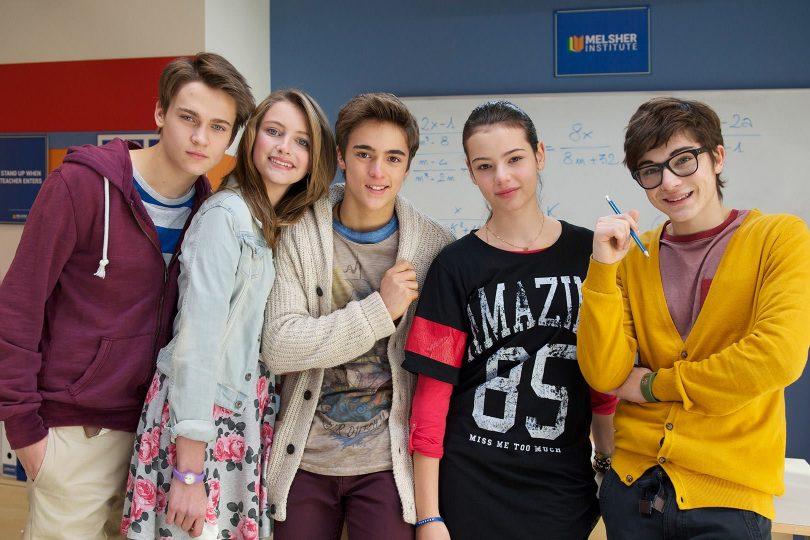 La serie TV Alex&Co. torna su Disney Channel il 21 gennaio