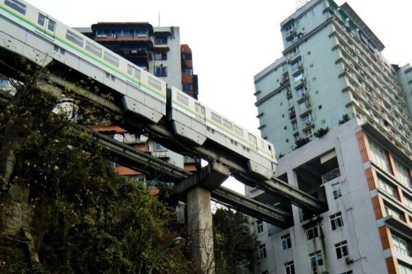 In Cina la metropolitana è in casa