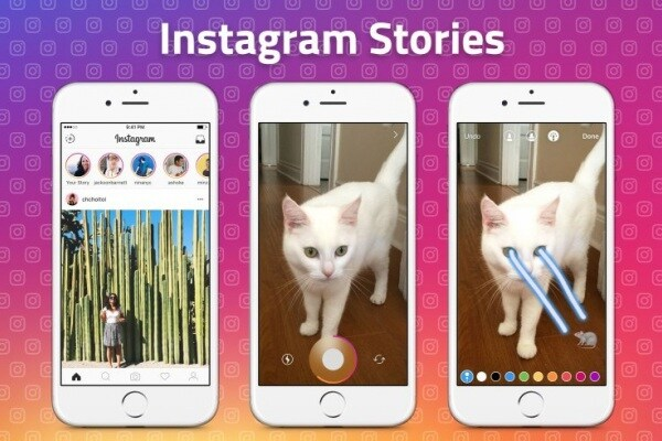 Instagram Stories: foto e video a tempo come su Snapchat